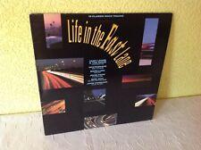 LIFE IN THE FAST LANE (LP) 16 CLASSIC ROCK TRACKS [EUROPE HEART EAGLES..SAMPLER]