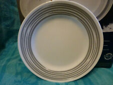New Corelle Brushed Silver 16-piece Dinnerware Set, Service for 4