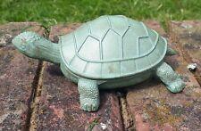 Tortoise Garden Ornament Key Safe Store Holder Keeper or Trinket Pot Turtle New