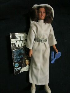 STAR WARS  ACTION FIGURE PRINCESS LEIA  12 INCH  COMPLETE  NEAR MINT