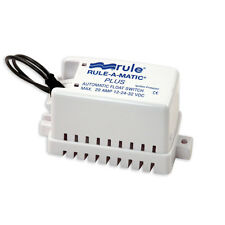 RULE RULE-A-MATIC PLUS FLOAT SWITCH W/ FUSE HOLDER