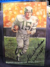 GOAL LINE ART SERIES 3 STEVE VAN BUREN [D]  EAGLES  HOF SIGNED SET BREAK #/5000