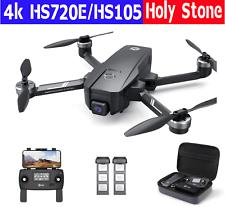 Святой камень HS720E/HS105 Gps складной FPV Drone с сверхмощный 4K ЗВОС квадрокоптер