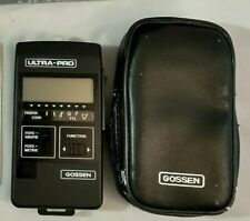 Gossen Ultra Pro Light Meter With Case & box Ambient & Flash amazing condition