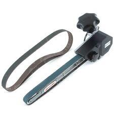 Kanzawa Disc Sander Attaching Belt Sander 15mm With #60,#80,#120 Belt