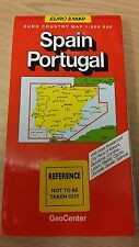 Spain: Portugal: GeoCenter Map (M13)