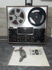Sony TC-377 three head stereo reel to reel Taperecorder