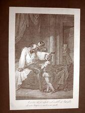 Amedeo VII di Savoia Conte Rosso Incisione del 1881 Dinastia di Savoia Oscar Pio