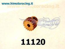11120 PIGNONE 18 DENTI MODELLI ELETTRICI 1/10 MODULO 0.6 3mm MOTOR GEAR  HIMOTO