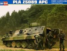 Hobby Boss Pla ZSD89 APC China Antiaircraft Incl. Etched Parts Model Kit - 1:3 5