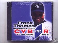 Frank Jones, Chicago White Sox Cybr card set, new