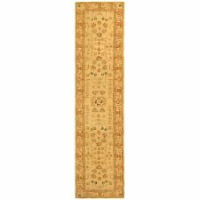 Anatolian Safavieh Sand Wool Carpet Area Rug Runner 2' 3 x 12'