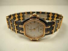NOS 18KT GP LADIES  UNIVERSAL GENEVE  WATCH. COUNTRY-CLUB COLLECTION