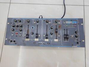 "Citronic SM450 19"" Rack DJ Mixer Nightclub"