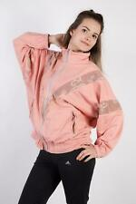 Vintage Authentic Tracksuits Top Shell Sportlife Style Retro UK L Pink - SW2202