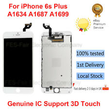 "For iPhone 6S Plus 5.5"" 3D Touch Screen LCD Digitizer Assembly Replacement White"