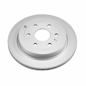 PowerStop AR8675EVC Evolution Coated Rotor For 17 GMC Acadia Limited 3.6L NEW