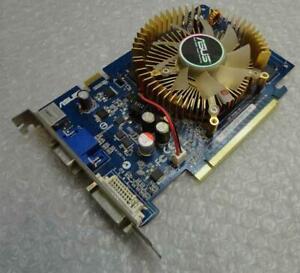 Genuine 256Mb ASUS EN8600GT/HTDP/256MVGA DVI TV PCI-e Graphics Card