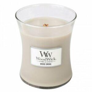 WoodWick Wood Smoke, Medium Hourglass Candle
