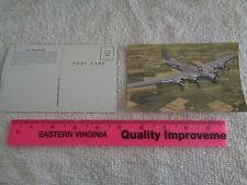 TWELVE DIFFERENT AIRCRAFT POST CARDS SET # 8