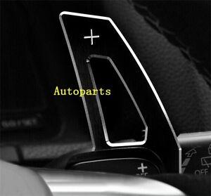 Black Steering Wheel DSG Paddle Extension For VW Golf GTI R 5 6 tiguan SCIROCCO