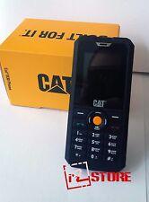 Genuine Caterpillar CAT B30 Dual OUTDOOR Rugged Water Proof IP67 UNLOCKED NEW
