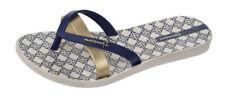 Sandali e scarpe Piatto (Meno di 1,3 cm) oro mare per il mare da donna