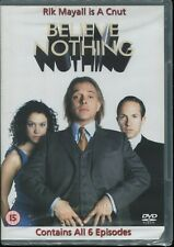Believe Nothing (DVD, 2002) RIK MAYALL ALL EPISODES NEW SEALED