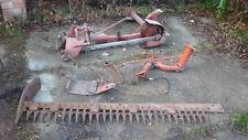 porsche 22? traktor mähwerk mähbalken schlepper