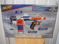Nerf N-Strike Elite Rayvenfire Rayven Fire Gun Raven Blaster Bull Pup Clear Clip