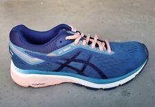Asics GT 1000 Women's Blue Peach Size 7 Running Shoes 1012A030 Flyte Foam