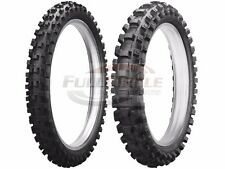 Dunlop MX32 80/100-21 Front & 120/80-19 Rear Soft Terrain Motocross Tires Combo
