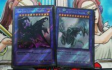 Custom Yugioh Orica: Ultimate Dragon Set (Red+Blue)