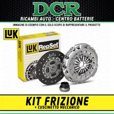Kit frizione LuK 624315810 BMW 1 (E87) 120 d 163CV 120KW DAL 03/2003 AL 06/2011