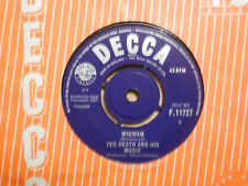 TED HEATH,  WIGWAM,  DECCA RECORDS 1963  MINT-