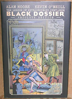 League of Extraordinary Gentlemen-Black Dossier Absolute Edition-Alan Moore-2008