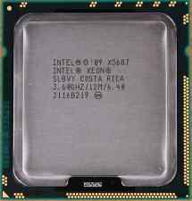 Intel Xeon X5687 3.6 GHz 12 MB Quad-Core Socket 1366 CPU Processor 100% Tested
