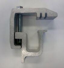 Truck cap topper camper shell mounting clamps Long reach heavy duty 1 pc (TL150)