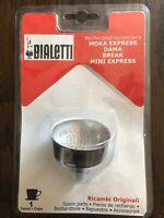 Bialetti Moka easy coffee Maker filler Funnel no mess idea accessory for Moka