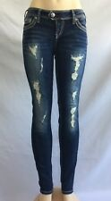New Silver Jeans Women's TUESDAY SKINNY Mid Rise Regular/Plus Size 80309C
