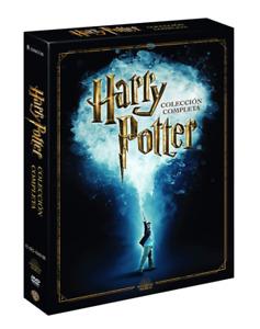 PACK HARRY POTTER EDICION 2019 COLECCION COMPLETA DVD NUEVO 8 PELICULAS
