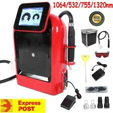 Q-Switch Picosecond Laser Tattoo Eyebrow Lipline Spot Pigment Removal Machine