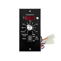 Digital Thermostat Kit BBQ Grill Replacement Parts for Traeger Pellet Wood ENTS