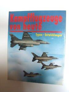 Kampfflugzeuge von heute    Typen - Entwicklung