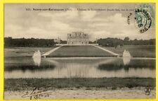 cpa de 1905 NEUVY sur BARANGEON (Cher) CHÂTEAU de SAINT HUBERT Castle of France