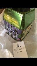 Partylite Spring Village 3-Wick Jar Tin Nib! P92765