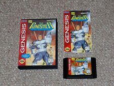 Marvel's The Punisher Sega Genesis with Box and Manual