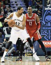 Alexis Ajinca New Orleans Pelicans Autographed Signed 8x10 Photo w/ LOM COA  aa2