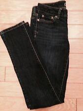 Aeropostale women's jeans size 00 bayla skinny preowned