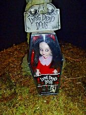 🖤  Living Dead Doll Mini SIN  Open Complete with Noose & Coffin 4 Inch Doll